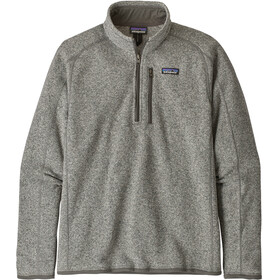 Patagonia Better Sweater 1/4 Zip Men, stonewash